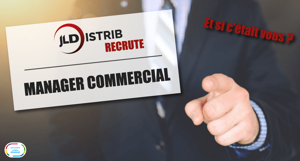 Recrutement JL Distrib